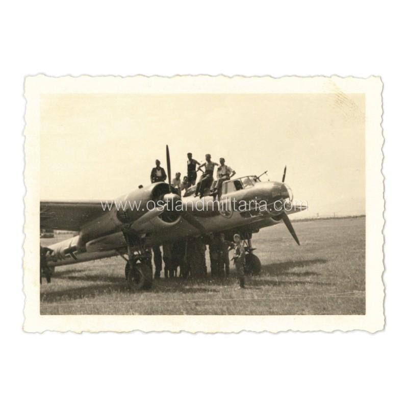 Photo of 2.(H)/Aufkl.Gr.13 light bomber Dornier DO 17 Germany 1933–1945