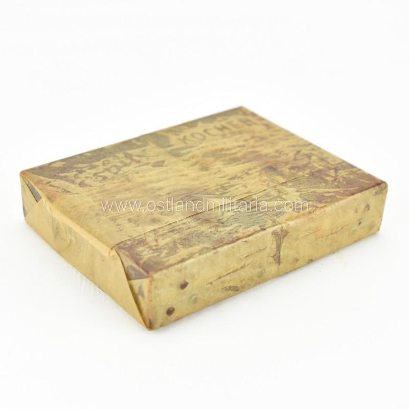 """Esbit"" field stove Mod. 9 wrapped in paper wrap Germany 1933–1945"