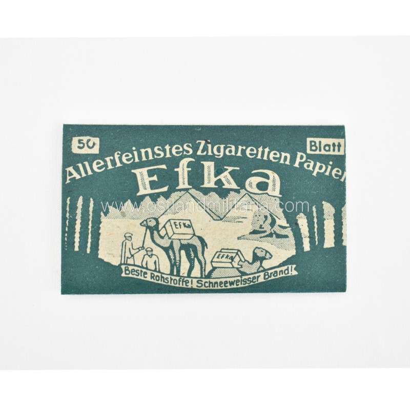 'Efka' Cigarette Rolling Papers Germany 1933–1945