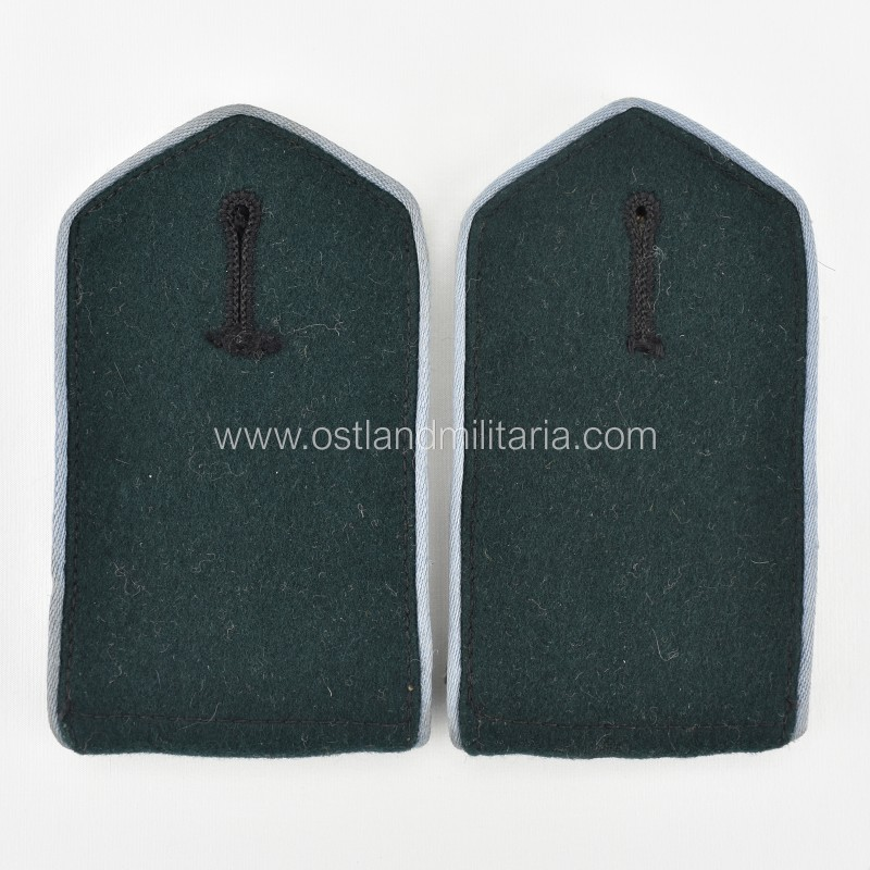 A set of Turkestan Legion shoulder straps