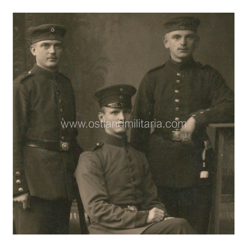 Photo of Imperial German Army soldiers