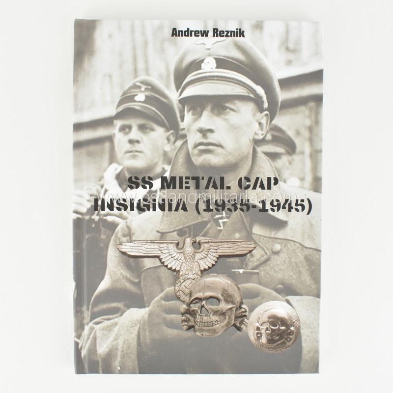 A. Reznik. SS Metal Cap Insignia (1939-1945) Knygos