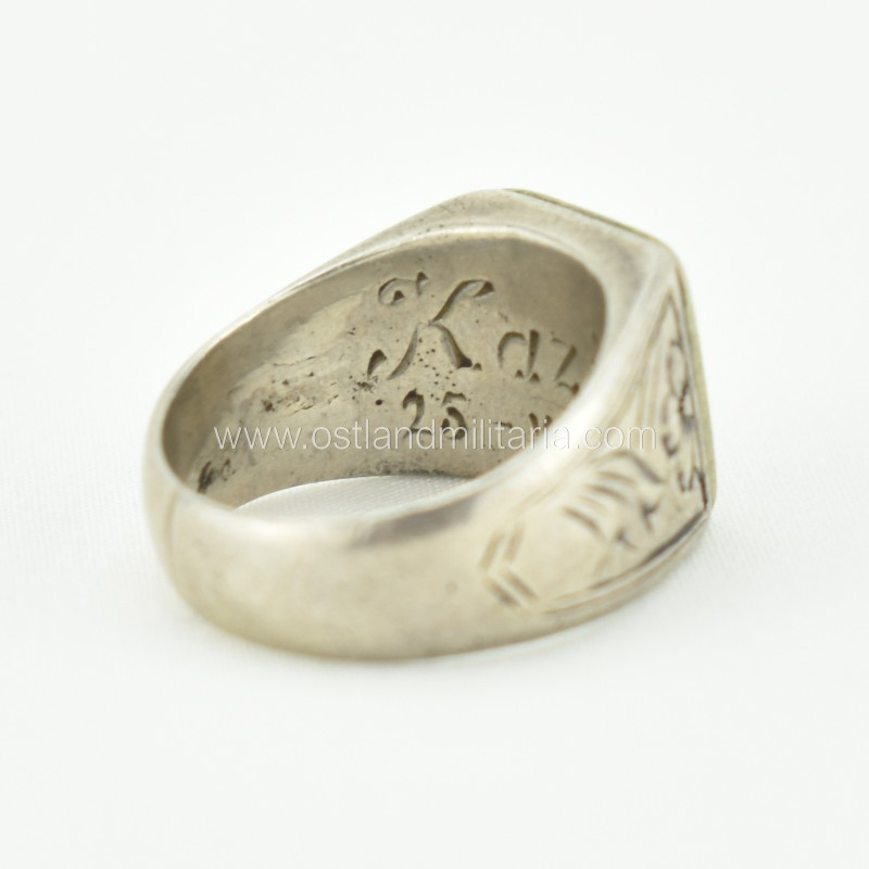 Polish patriotic ring. 1942 Other countries