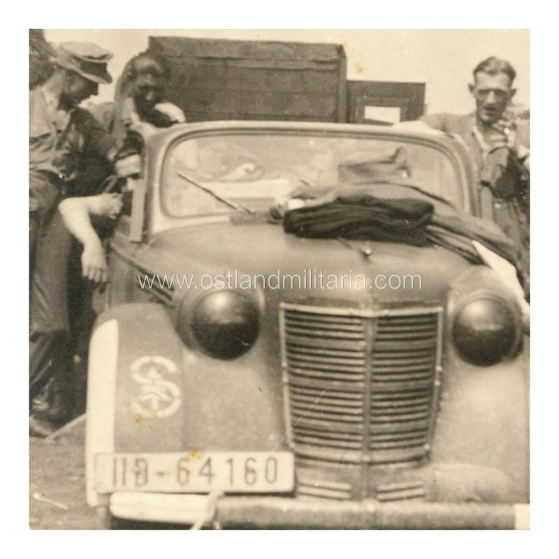 100. Jäger-Division, photo Germany 1933–1945