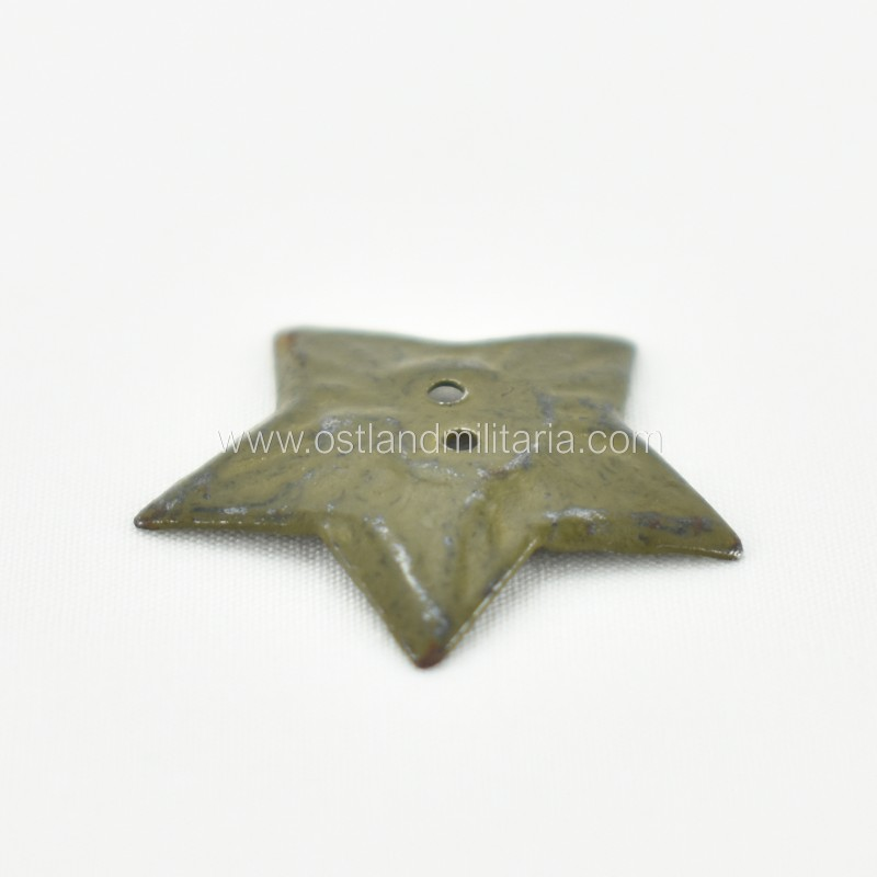 Field camouflage cockade for Red Army side cap Russia