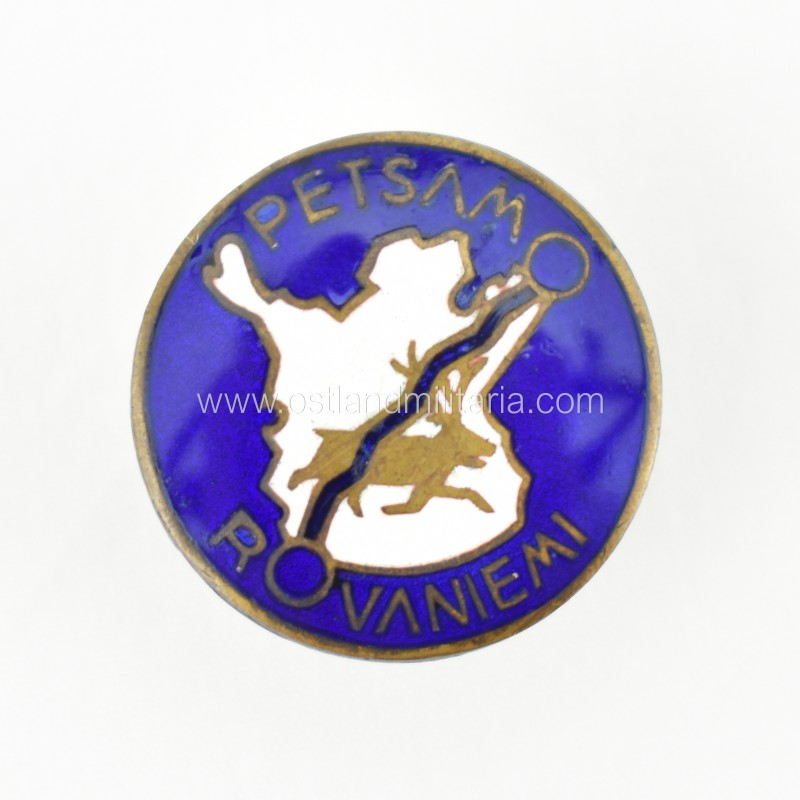 Petsamo-Rovaniemi commemorative badge