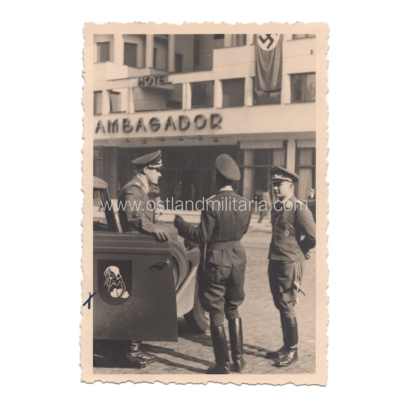 Photo of 4. (H)/Aufkl.Gr. 13, Bucharest, Romania Germany 1933–1945