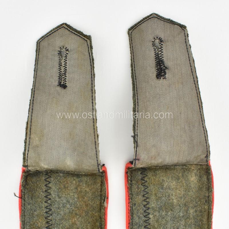 A set of POA shoulder straps Germany 1933–1945