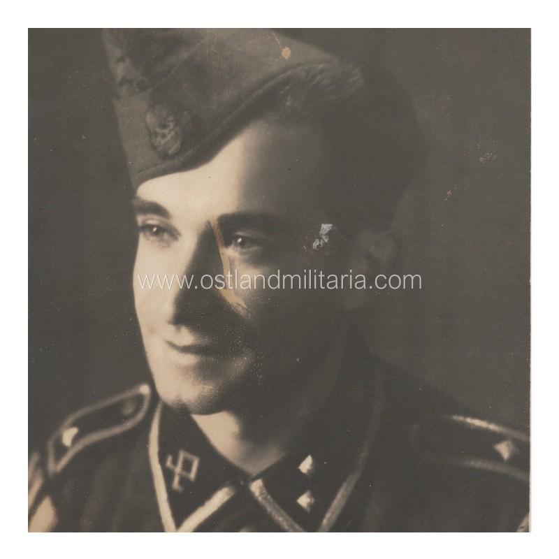 """""""Prinz Eugen"""" SS-Oberscharführer, musician portrait photo Germany 1933–1945"""