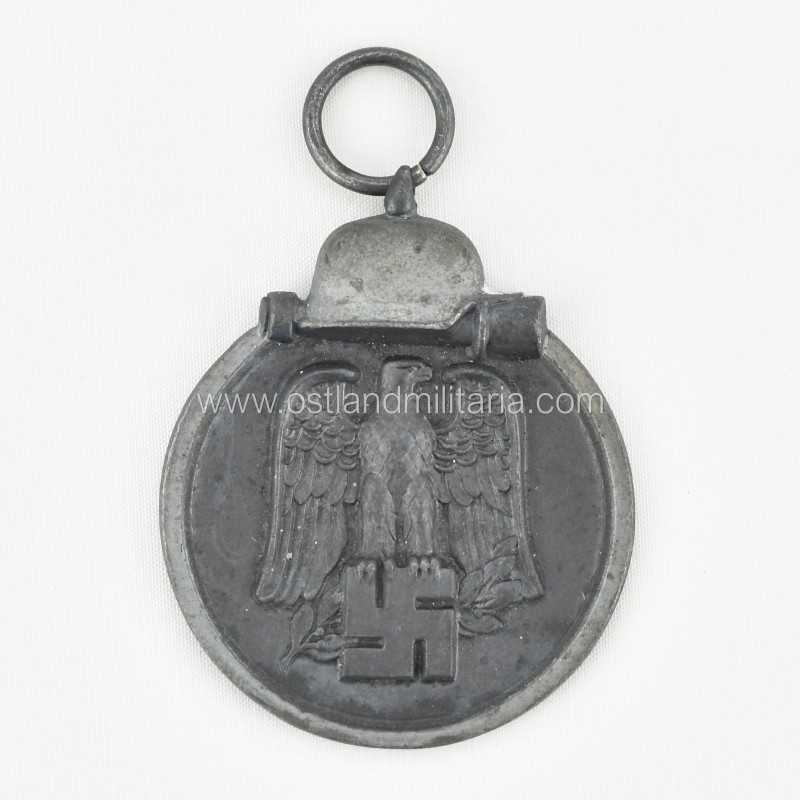 Eastern Front Medal by Grossmann & Co, '11' Germany 1933–1945