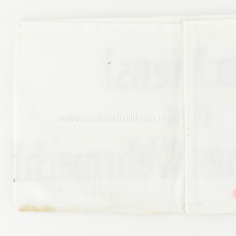 """""""Im Dienst der Deutschen Wehrmacht"""" armband Germany 1933–1945"""