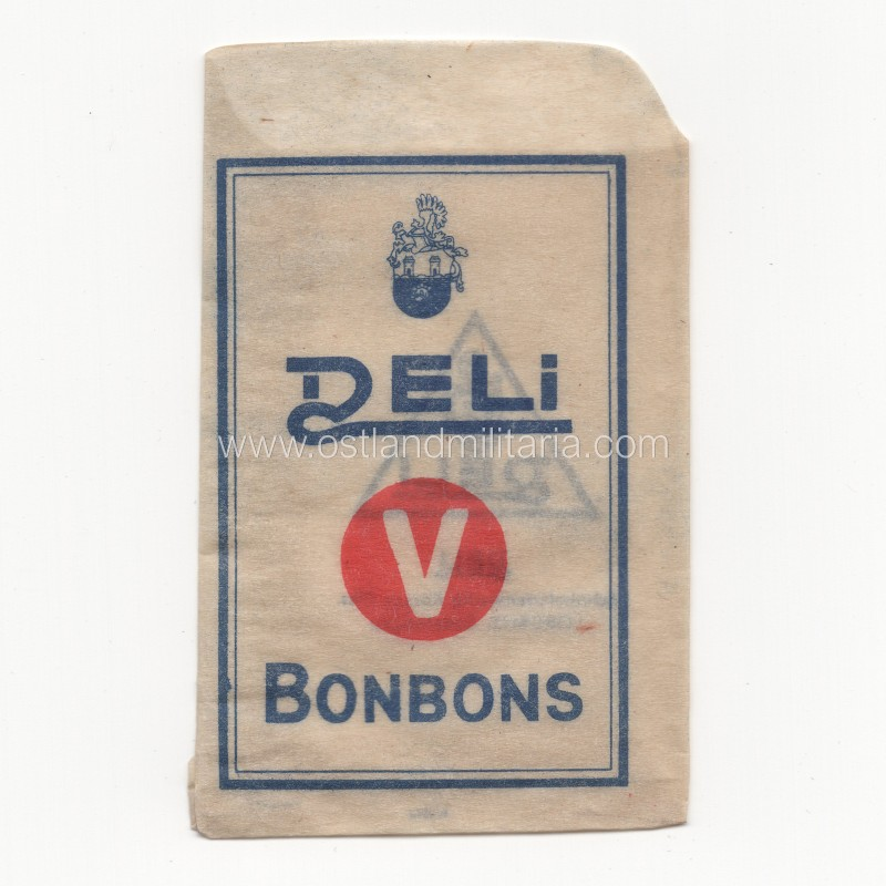 DELi Bonbons vitamin candy envelope