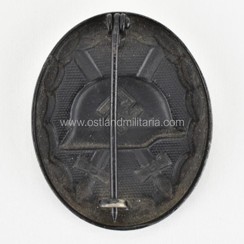 Wound badge in black by Steinhauer & Lück, Lüdenscheid Germany 1933–1945