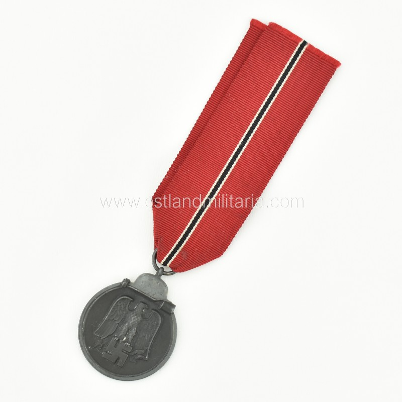 Eastern Front Medal by Friedrich Keller, '66' Germany 1933–1945