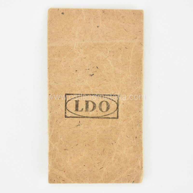 LDO issue packet for medals and badges Germany 1933–1945