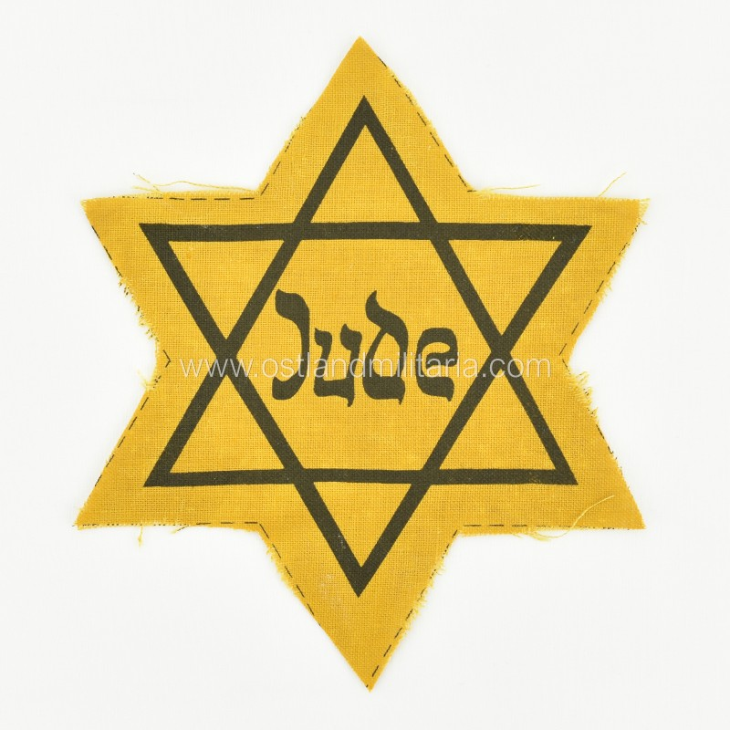 Jewish Star (Judenstern) Germany 1933–1945