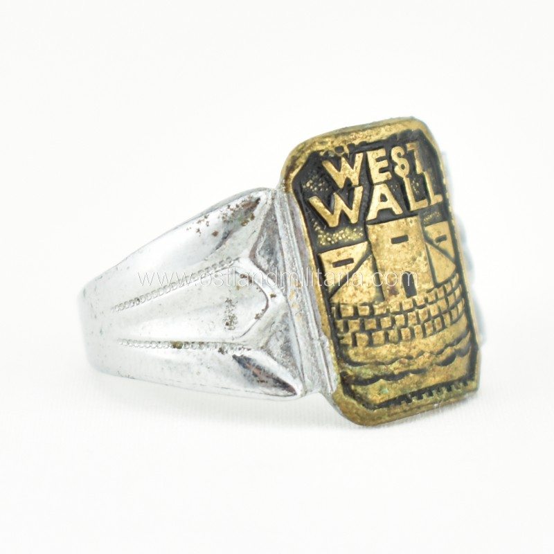 Westwall ring Germany 1933–1945