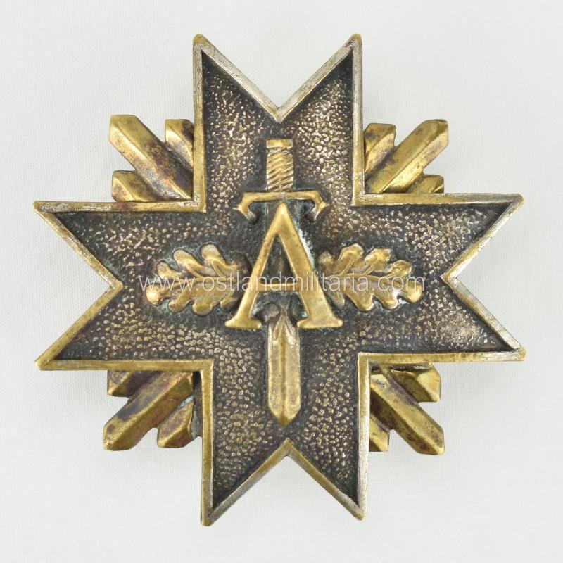Latvian Aizsargi badge Germany 1933–1945