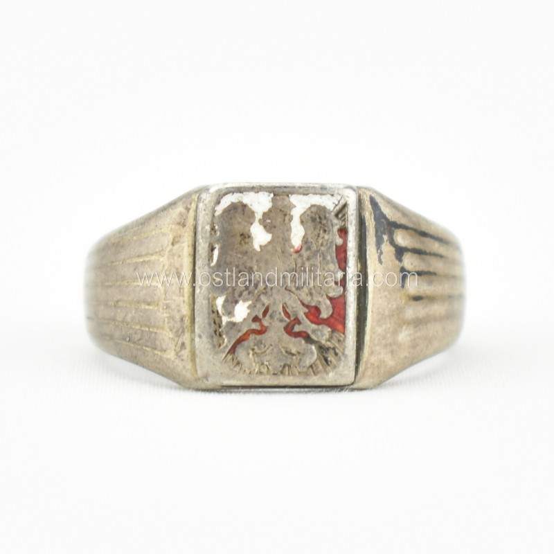 Polish patriotic ring. 1918–1945 Other countries
