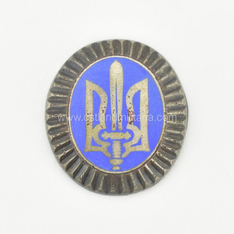 Romano Suško legiono karininko kokarda Vokietija 1933–1945 m.