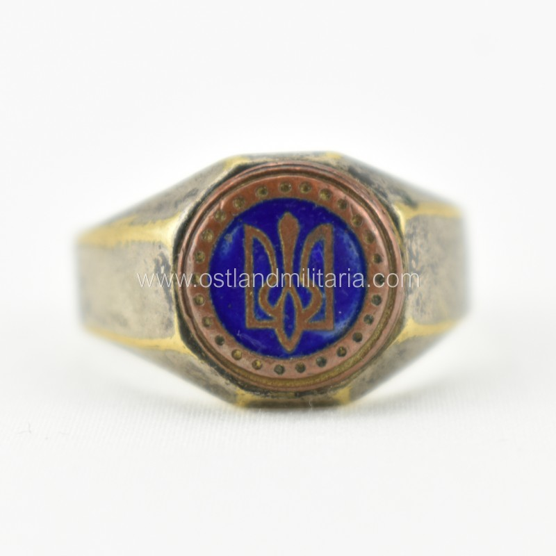 OUN/UPA organization member's ring Germany 1933–1945