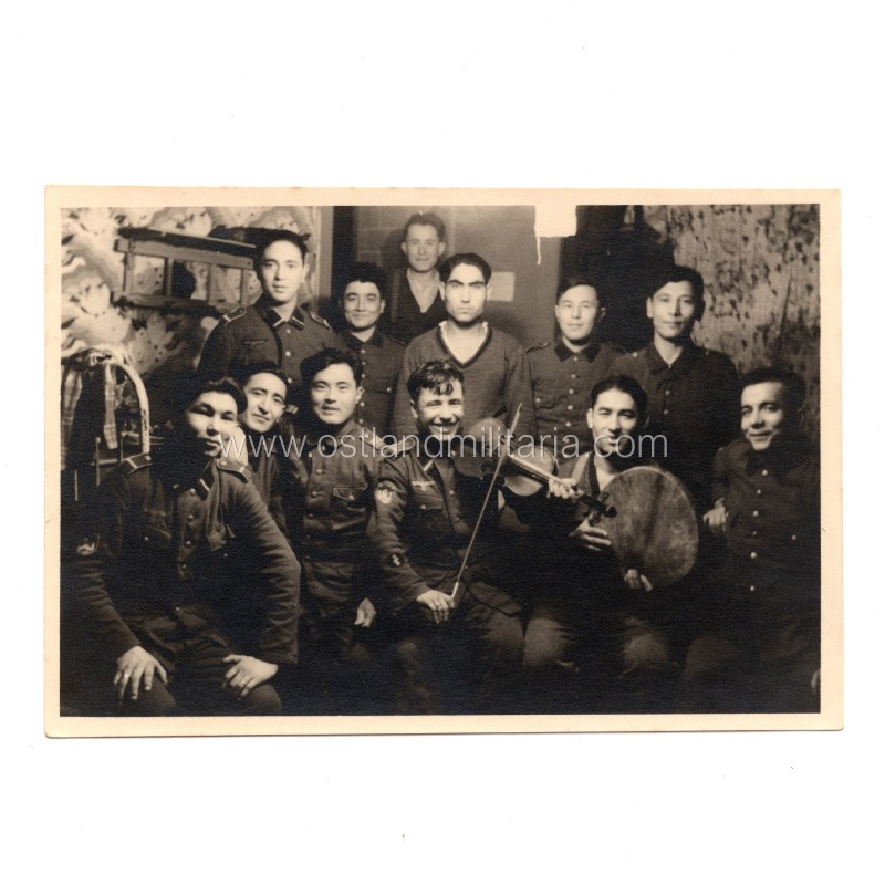 Turkestan Legion group photo Germany 1933–1945