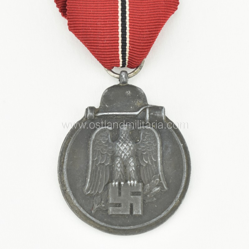 Eastern Front Medal by Carl Poellath, '84' Germany 1933–1945