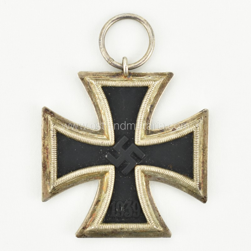 Iron Cross 2nd class, S&L, late war production Germany 1933–1945