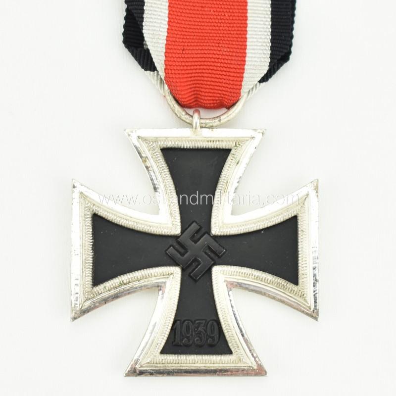 Iron Cross 2nd class by G. Brehmer Germany 1933–1945