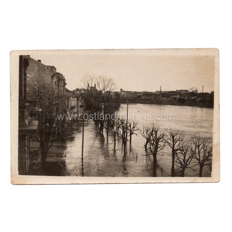 Didysis 1931 metų potvynis Vilniuje, nuotrauka Lietuva