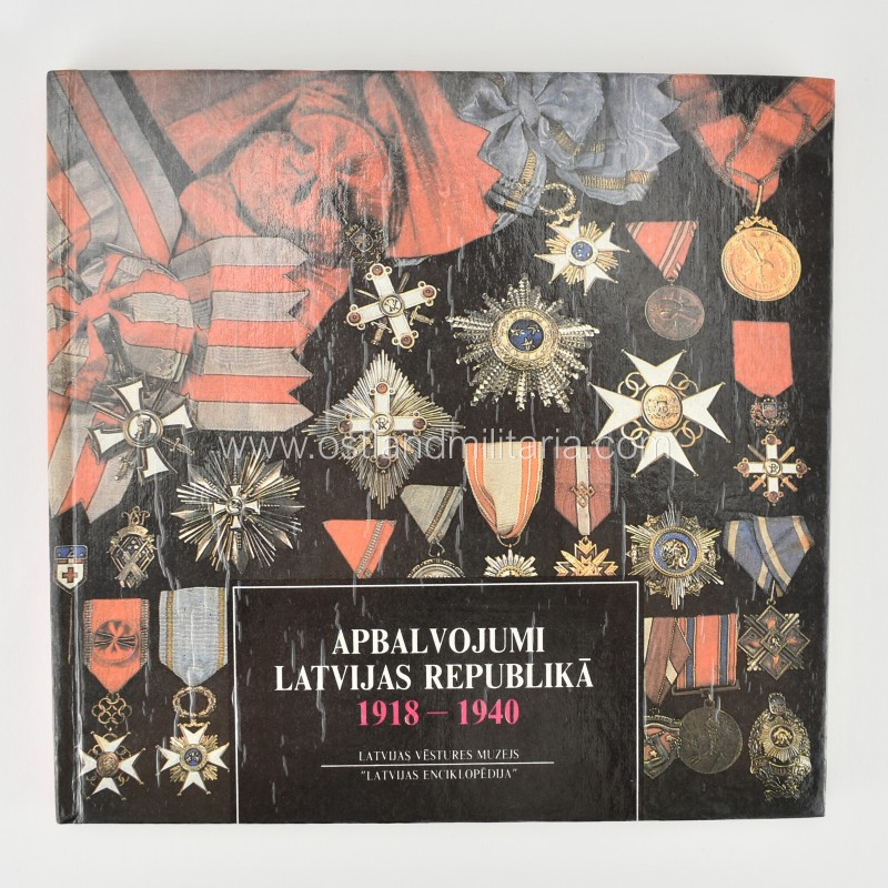 Kristīne Ducmane, Apbalvojumi Latvijas Republikā, 1918–1940 Books