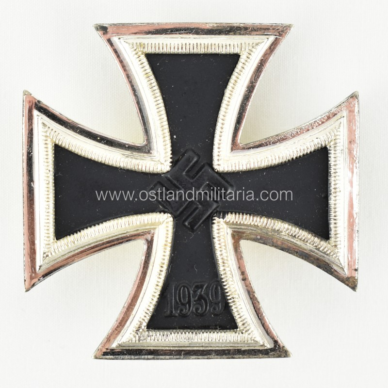 Iron Cross 1st class by S&L, '4' Germany 1933–1945