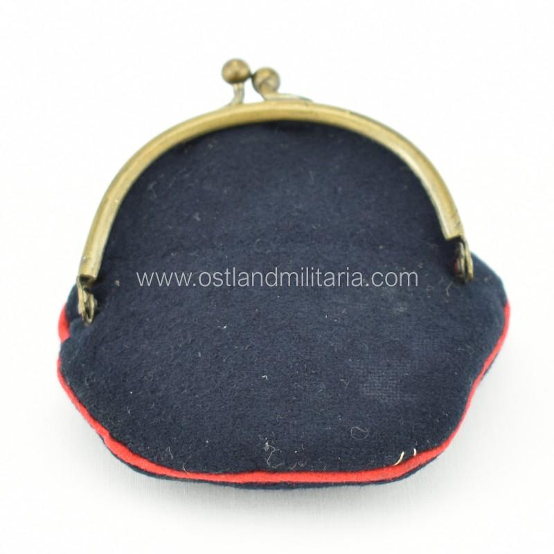 Imperial German cap style wallet Germany
