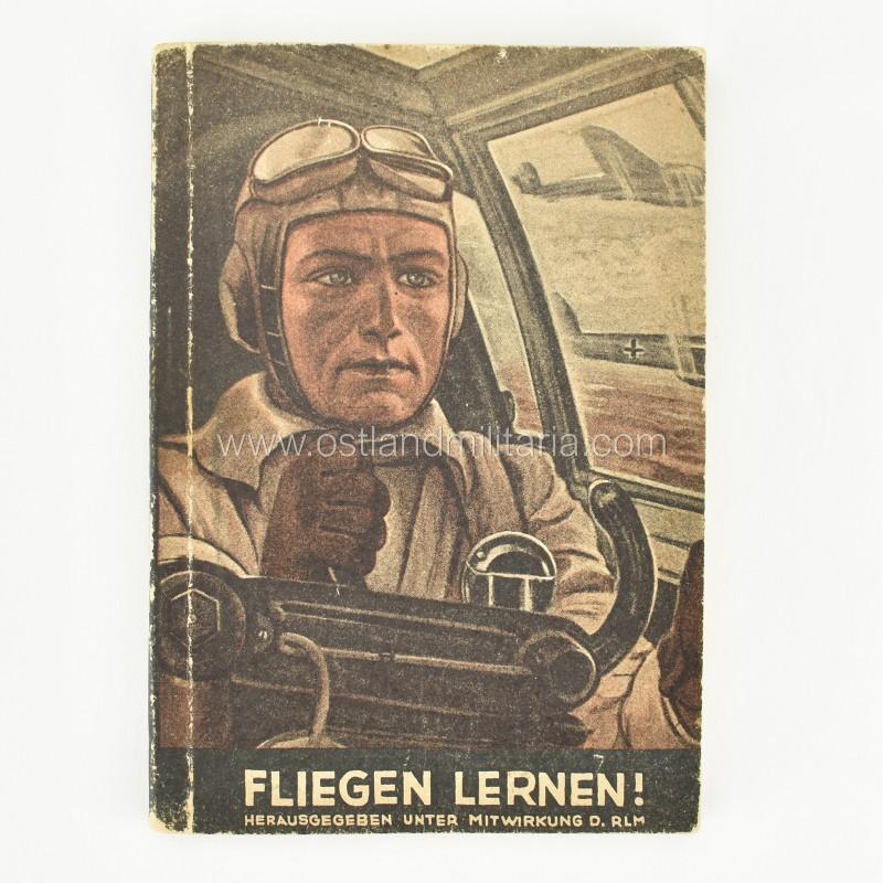 FLIEGEN LERNEN! knygutė (Išmokti skraidyti!) Vokietija 1933–1945 m.