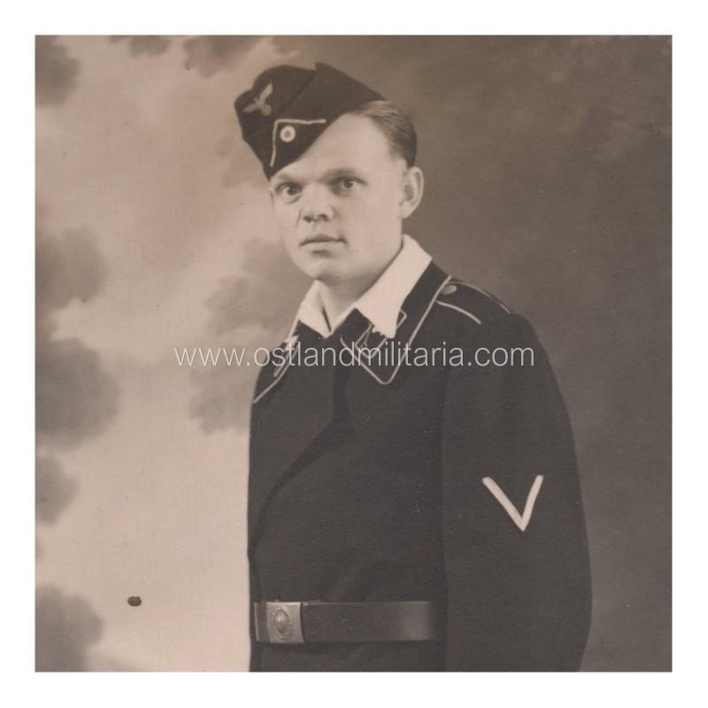 Panzermann photo with TK ring Germany 1933–1945