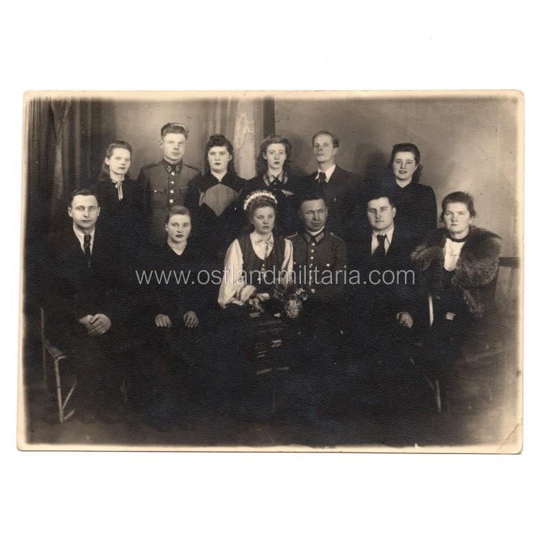 "Photo of member of ""Jaunoji Lietuva"" J. Orentas, 1927-1940 Lithuania"